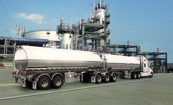 Bulk Tanker Transport